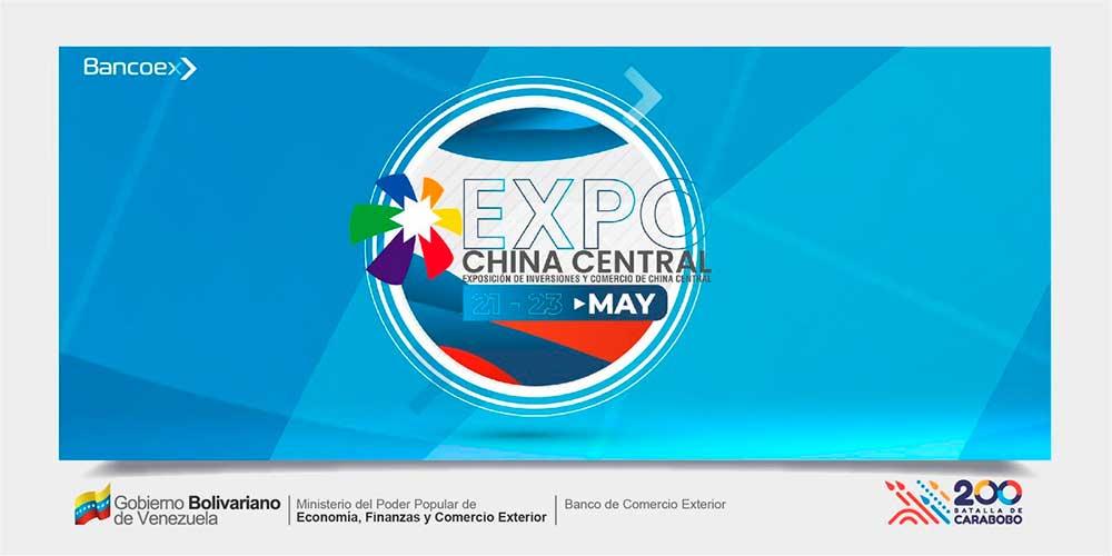 Bancoex invita a empresarios venezolanos a participar en Expo China Central a través de Online