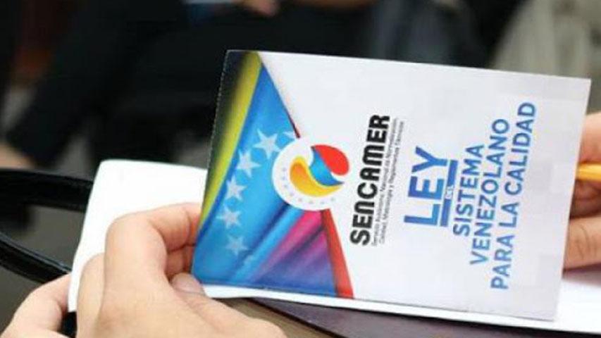 Instalado Consejo Venezolano para la Calidad